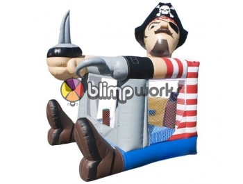 Bouncer Slide Combos, Foot Bouncer Pirate Medium,