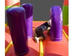 Bouncer Slide Combos, Bouncer with Slide Jungle, BE Bounce Houses