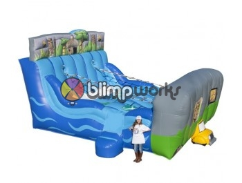 Sport Games, Puente Aventura, BE Bounce Houses
