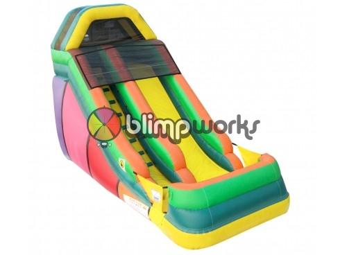 18' EZ Single Lane Slide