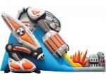 Air Bots™ Giant Slide