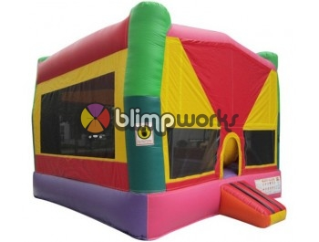 Bounce Houses, 15 x 15 EZ Module Bounce House, The Inflatable Depot