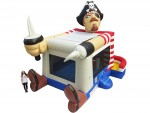 Foot Bouncer Pirate