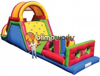 46' Obstacle Course