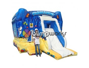 Bouncer Slide Combos, Undersea Combo, The Inflatable Depot