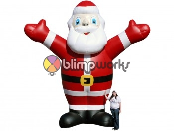 Inflatable Giant Santa Claus