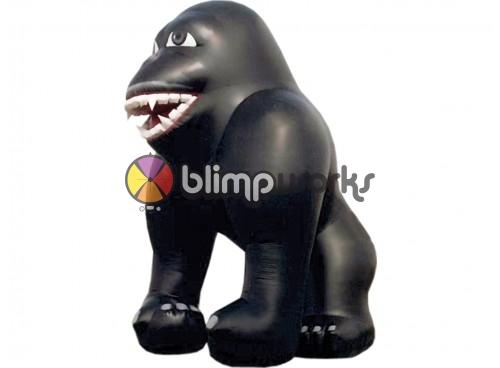 Inflatable Orangutan