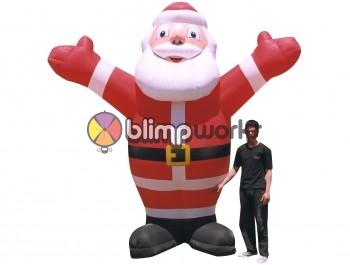 Inflatable Santa Claus