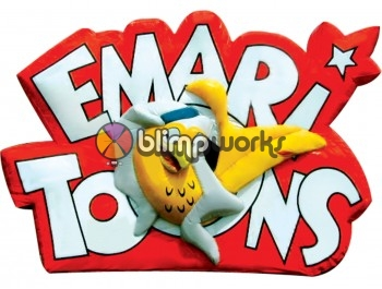 Inflatable Emary logo