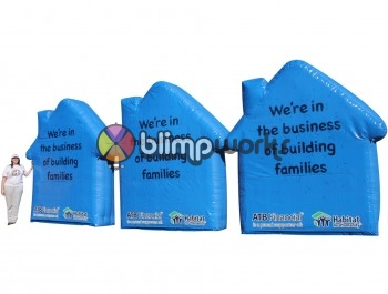 Inflatable Houses logo