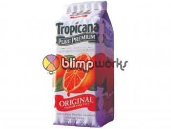 Inflatable Tropicana Juice