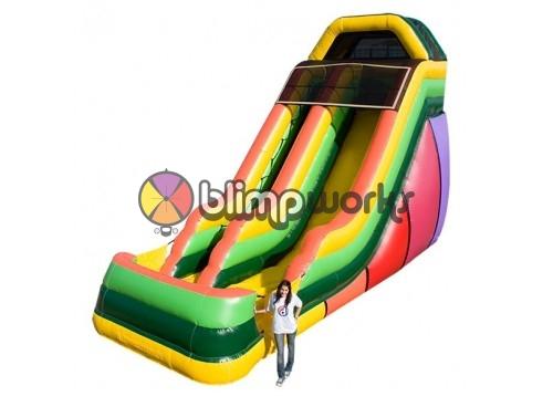 20' EZ Single Lane Slide