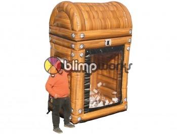 Inflatable Money Machine