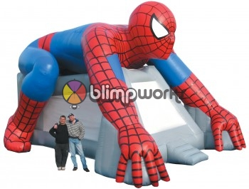 Inflatable Spider Guy