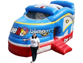 Inflatable Tennis Shoe
