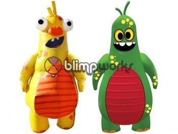 Inflatable Pajarito