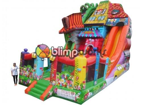 Fun Town slide
