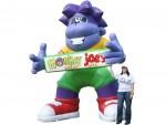 Inflatable Monkey Joe's