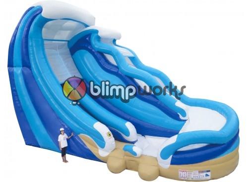 26' Double Water Slide