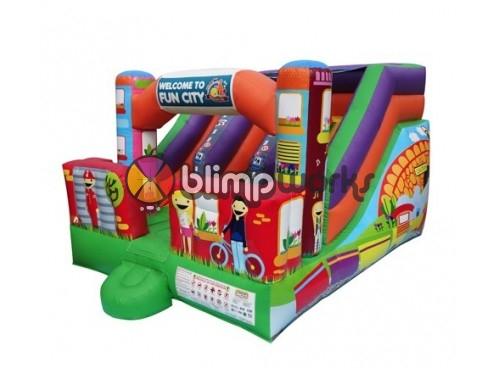 Safety Fun Slide