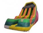 Inflatable Slides, 20' EZ Dual Lane Slide, The Inflatable Depot