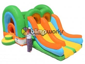 DBL Giant Slide & Bouncer