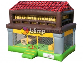 Bird House Bouncer