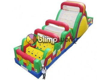 Obstacle Courses, Giant Obstacle Course, The Inflatable Depot