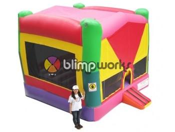 Sin Fotos Depot, 13 x 13 EZ Module Bounce House, The Inflatable Depot