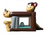 Sin Fotos Depot, Foot Bouncer monkey, The Inflatable Depot